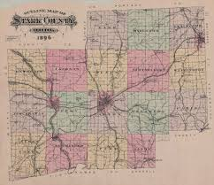 Map Of Southern Ohio by Canton Ohio Railroads