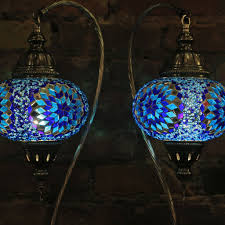 Crazy Lamps Our Mosaic Lamps Are Handmade Of Colored Glass And Finished Brass