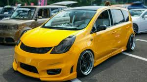 nissan note 2005 nissan note tuning youtube
