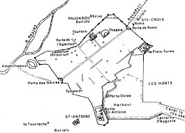 the cities suburbs and towns of roman provence