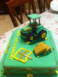 Gateau Tracteur by John Deere Tractor Cake Youtube