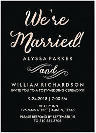 reception only invitation wording wedding reception invitations simplo co