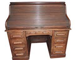 roll top desk tambour solid oak roll top desk tambour desk c 1920 artd la23535