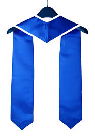 custom graduation stole custom trim graduation stoles sashes for graduates create your