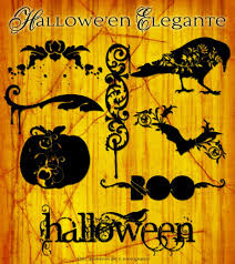 free halloween new design elements for download