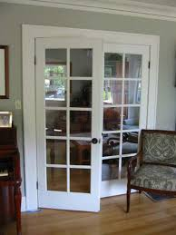lovable double glass interior doors french doors interior french