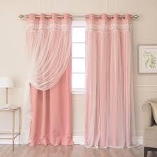 Lilac Curtains Lilac Curtains Wayfair