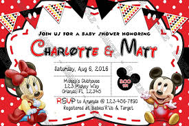 baby mickey baby shower novel concept designs baby mickey minnie mouse baby shower