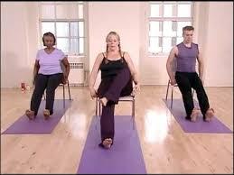 Armchair Yoga For Seniors Best 25 Chair Yoga Ideas On Pinterest Office Yoga Stretching
