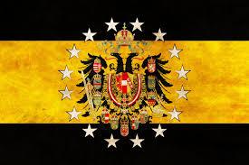 Byzantine Empire Flag Danubian Federation Grunge Flag By Khrysophylax On Deviantart
