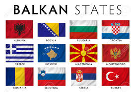 Flags Countries United Balkan Union Esocommunity