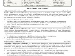 General Ledger Accountant Resume Sample by Property Management Accountant Resume Sample 31 Free Accountant