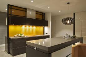 earth fire water and air set themes for this kitchen design