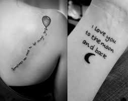 small tattoo sayings for girls some more girly hippie tattoos