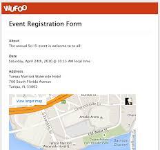 wufoo blog top 5 event registration form templates