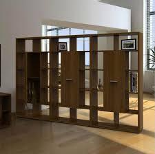 Pine Wood Bookshelf Glamorous Solid Wooden Bookshelf Wall Divider For Your Living Room