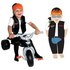 Motorcycle Rider Halloween Costume Mullins Square Infant Boys Halloween Costume Biker Dude Costume