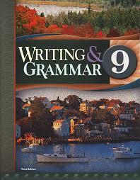 best price on bju press 9th grade writing and grammar