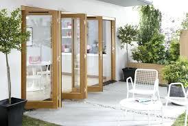 Folding Patio Furniture Set by Bi Fold Sliding Patio Doors U2013 Smashingplates Us