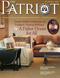 the patriot fisher house magazine