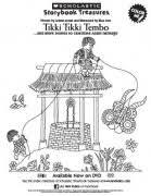 tikki tikki tembo worksheets printables scholastic storybook treasures