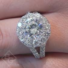 big engagement rings for big engagement ring settings for your 2 3 or 4 carat