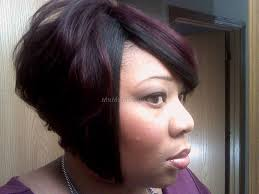 black short quick weave hairstyles ladys style health and