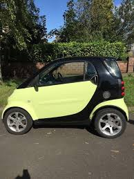 smart fortwo coupe 0 7l 2005 pulse softip in worthing west