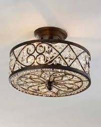 Hundi Light Fixture by Flush Mount Light Fixtures Tidbits U0026twine