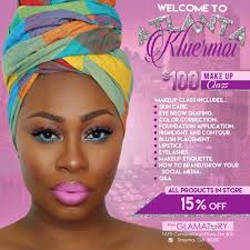 make up classes for welcome to atlanta kluermoi s makeup class theglamatory in