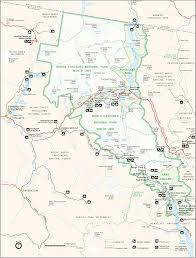 Winthrop Washington Map by North Cascades National Park Washington National Park Service Sites