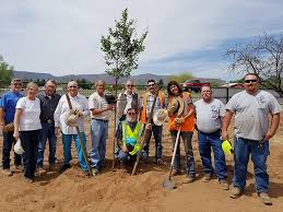 Tree Event C Verde Yavapai Apache Nation To Co Host Earth Day Event C