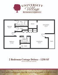 One Bedroom Cabin Floor Plans Cottage Neighborhood