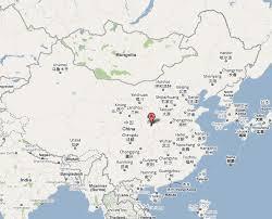 map of xi an xian maps maps of xian xian city map xian china