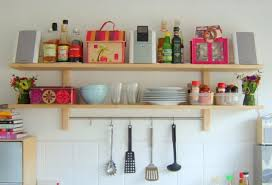 kitchen wall shelf ideas kitchen wall shelves ideas and designs