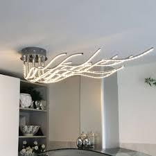 Wohnzimmer Lampe Bubble Licht Trend Sculli Led Deckenleuchte 2800 Lumen 150 Cm