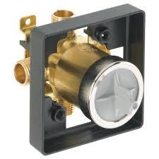 Mixet Shower Faucet Interchangeable Shower Valve With Multichoice Technology Delta