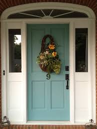 Blue Front Door Meaning by The Beautiful Blending Of Two Loves Provence And Duck Egg Ascp