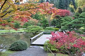 Botanical Gardens Seattle Seattle Japanese Garden