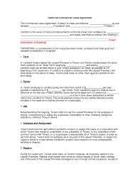 2017 lease agreement fillable printable pdf u0026 forms handypdf