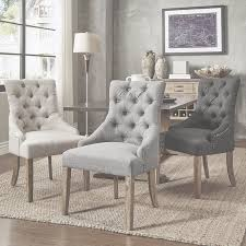 habit solid wood tufted parsons dining chairs set of 2 free with living room chairs