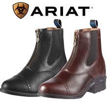s jodhpur boots uk ariat cobalt vx pro front zip jodhpur paddock boots