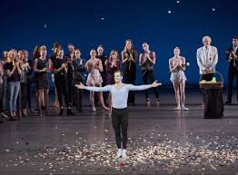 Fairchild Robert Fairchild Ends Ballet Career With Confetti Flowers Sfgate