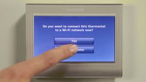 wi fi smart thermostat with voice control rth9590wf honeywell