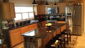 what color countertops with oak cabinets countertops for oak cabinets exitallergy com