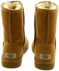 s ankle ugg boots ugg sheepskin boots in chestnut in chestnut