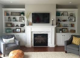 fireplace built in cabinets wall units fireplace built ins ideas how to build a built diy