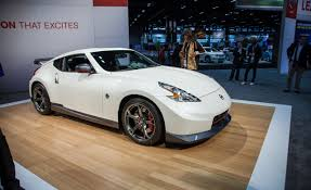 nissan 370z nismo engine 2014 nissan 370z nismo photos and info u2013 car news u2013 car and driver