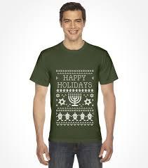 happy hanukkah sweater hanukkah sweater design happy holidays shirt israeli t