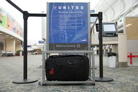 United Carry On Fees by Christina Monroe Clemonroe Twitter